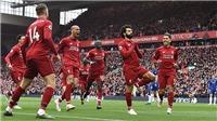 VIDEO Liverpool 2-0 Chelsea: Mo Salah tỏa sáng, Liverpool lấy lại ngôi đầu, mơ vô địch