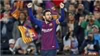 ĐIỂM NHẤN Barcelona 3-0 MU: Leo Messi xóa dớp. De Gea gặp tai nạn. MU cần thanh lọc đội hình