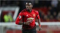 MU: Paul Pogba... đi bộ nhiều nhất trong số các tiền vệ ở Premier League