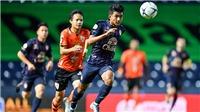 Buriram United 0-0 Chiangrai: Xuân Trường dự bị, Buriram chia điểm nhạt nhòa