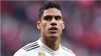Raphael Varane thông báo rời Real Madrid, sẽ gia nhập MU vào Hè 2019?