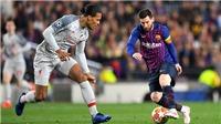 Barcelona 3-0 Liverpool: 'Van Dijk phải học Smalling cách kèm Messi'
