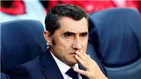 'Barca phải sa thải HLV! Valverde quá vô dụng, chỉ biết đứng đó nhìn bất lực'