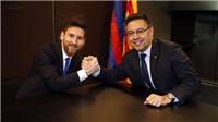 Chủ tịch Barcelona: 'Siêu phẩm sút phạt của Leo Messi là điều rất bình thường'