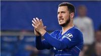 Chelsea CHÍNH THỨC đồng ý bán Hazard cho Real với giá 100 triệu euro