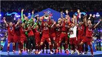 Góc Anh Ngọc: Tạm biệt bóng ma Kiev, Liverpool giờ đã mang màu đỏ chiến thắng