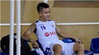 V League vòng 13, Hà Nội 2-0 Sài Gòn: Vì sao Quang Hải dự bị?