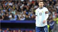 Leo Messi đã giành bao nhiêu danh hiệu với Argentina?