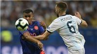 Brazil vs Venezuela. Trực tiếp bóng đá. Trực tiếp bóng đá Copa America 2019. Xem bóng đá
