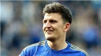 MU: Dùng sao trẻ để hạ giá Maguire khi Leicester chỉ bán với giá 90 triệu bảng