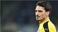 CHÍNH THỨC: Mats Hummels bất ngờ rời Bayern để trở lại Dortmund