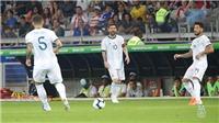 ĐIỂM NHẤN Argentina 1-1 Paraguay: Messi ghi bàn nhưng vẫn mờ nhạt. Đá thế này đừng mong tiến xa