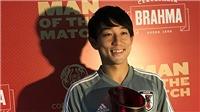 Koji Miyoshi: Người hùng trước Uruguay, nhưng từng nuốt hận trước U23 Việt Nam