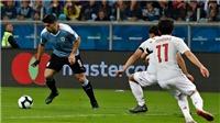 VIDEO Uruguay 2-2 Nhật Bản, Copa America 2019. Kết quả và trực tiếp bóng đá