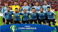 Link xem trực tiếp bóng đá Uruguay đấu với Peru (02h00, 30/6), Copa America 2019