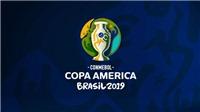 Trực tiếp bóng đá: Brazil vs Peru. Trực tiếp chung kết Copa America 2019