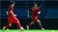 Đội hình ra sân ĐT Việt Nam vs Thái Lan: Tuấn Anh đá chính, Công Phượng và Xuân Trường dự bị
