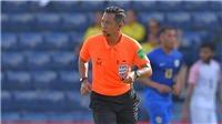 Việt Nam vs Curacao: CĐV lo lắng khi trọng tài người Thái bắt trận chung kết King's Cup 2019