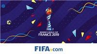 Lịch thi đấu giải bóng đá nữ World Cup 2019. Trực tiếp World Cup nữ 2019