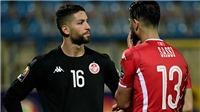 Thủ môn Tunisia hối hận vì không chịu rời sân khi bị thay ra ở CAN 2019