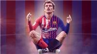 Atletico bỗng nhiên phản đối thương vụ Griezmann, yêu cầu Barca trả 200 triệu euro