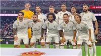 Real Madrid 1-3 Bayern: Eden Hazard bất lực trong ngày ra mắt