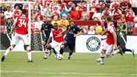 Real Madrid 2-2 (pen: 3-2) Arsenal: Gareth Bale ghi bàn, Real Madrid đánh bại Arsenal trên chấm 11m