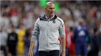 Real: Zidane bị kêu gọi sa thải sau trận thua 3-7 trước Atletico
