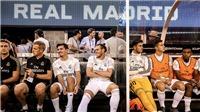 SỐC: Gareth Bale liên tục cười đùa, hả hê khi Real Madrid thảm bại Atletico