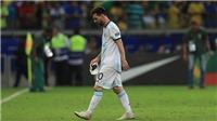 Leo Messi nổi điên, tố cáo trọng tài cướp phạt đền của Argentina và thiên vị Brazil