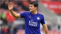 Chuyển nhượng MU: Leicester sắp có trung vệ mới, Harry Maguire sẽ tới MU