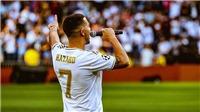 CHUYỂN NHƯỢNG Real 9/7: Hazard theo bước Ronaldo. Dàn xếp thương vụ Paul Pogba