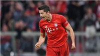 Bayern 2-2 Hertha Berlin: Lewandowski lập cú đúp, 'Hùm xám' vẫn mất điểm