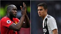 MU: Lukaku đồng ý tới Juventus, chỉ còn chờ Dybala quyết định