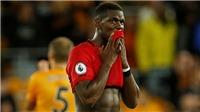 MU: Paul Pogba xin lỗi đồng đội trong phòng thay đồ vì sút hỏng phạt đền