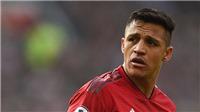 TIẾT LỘ: MU phải trả một núi tiền nếu bán Alexis Sanchez cho Inter Milan
