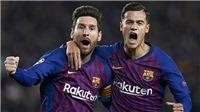 Rivaldo: 'Chính Messi đã khiến Coutinho phải ra đi'