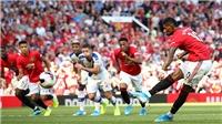 MU 1-2 Crystal Palace: CĐV chê Rashford sút phạt đền còn tệ hơn Paul Pogba