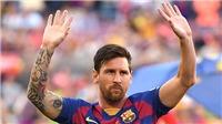 CHUYỂN NHƯỢNG Barca 25/8: Leo Messi tiếp tục vắng mặt. Thất vọng vì Dembele, gây sốc với Mandzukic
