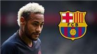 Barca và Real Madrid cùng bị PSG thách thức trong thương vụ Neymar