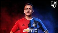 NÓNG: Inter đạt thỏa thuận mượn Sanchez từ MU, hôm nay kiểm tra y tế