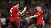 VIDEO MU 2-2 (pen 5-4) AC Milan: MU giành ngôi Á quân ICC 2019