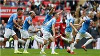 Liverpool 1-1 (pen 4-5) Man City: Man City vô địch Siêu cúp Anh lần thứ 2 liên tiếp