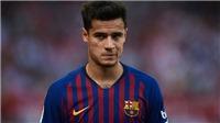 CHUYỂN NHƯỢNG Barca 7/8: Coutinho tới Arsenal. Bị PSG từ chối bán Neymar