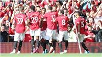Bóng đá hôm nay 17/9:'MU nên học Liverpool chuyển nhượng'. Ronaldo phải chuyển kênh vì nghi án hiếp dâm
