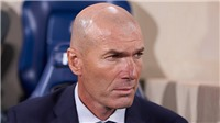 CĐV Real Madrid lại đòi sa thải Zidane, bán Courtois sau trận thua PSG