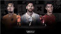 Ronaldo, Messi và Van Dijk lọt vào danh sách đề cử The Best 2019