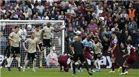 West Ham 2-0 MU: 'Quỷ đỏ' văng khỏi Top 6, mất Rashford vì chấn thương