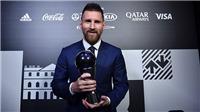 TRANH CÃI: Leo Messi có thực sự xứng đáng giành giải The Best 2019?