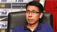 Malaysia tăng cường hàng phòng ngự, tự tin đánh bại tuyển Việt Nam